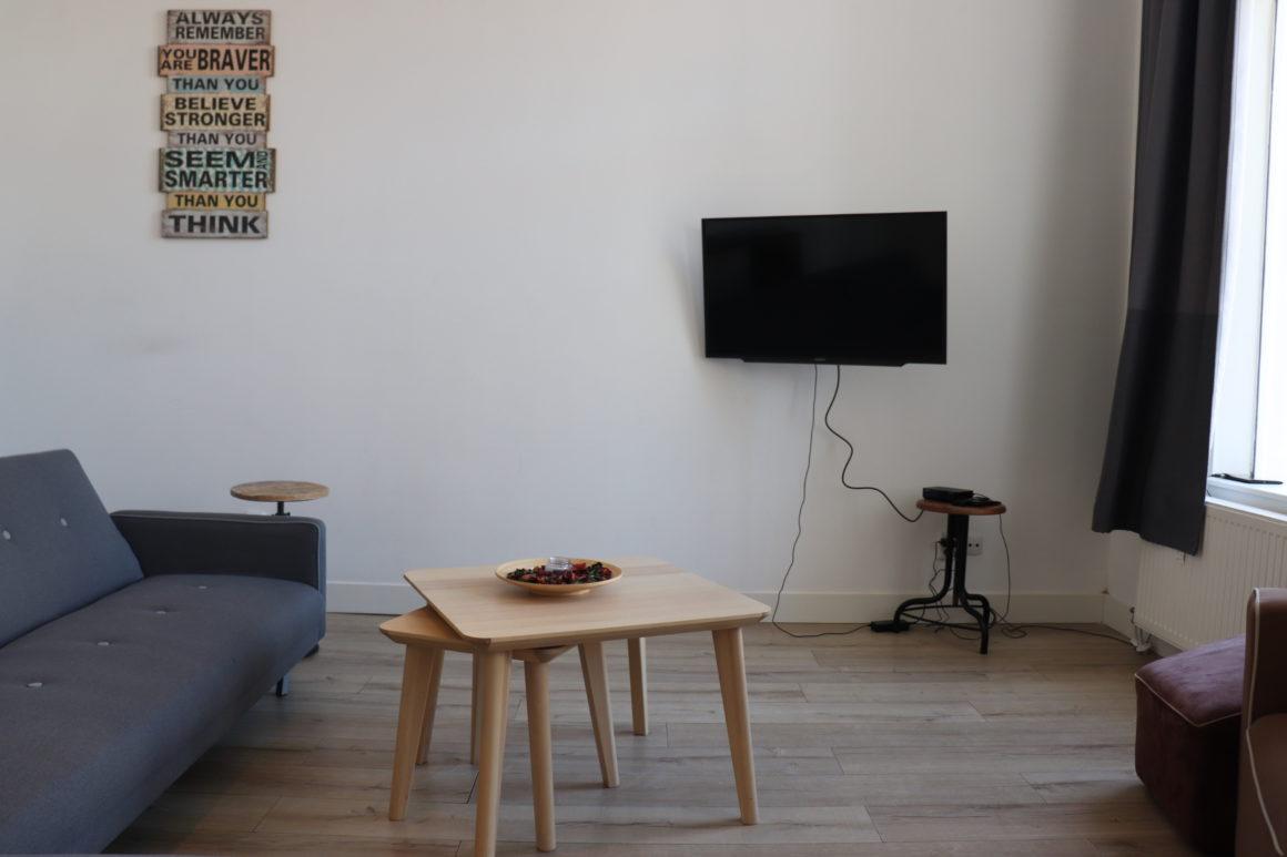 Short Stay Apartment Scheveningen with Terrace #4